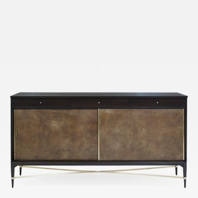 Paul McCobb Connoisseur Collection Sideboard in Walnut by Paul McCobb for Calvin Furniture