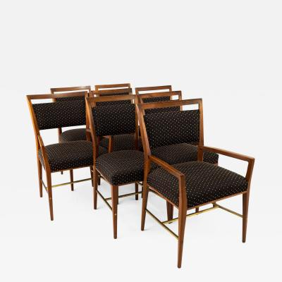 Paul McCobb For Calvin Group Mid Century Dining Chairs Set of 8