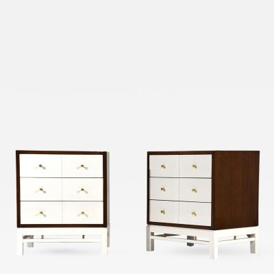 Paul McCobb Pair of Mid Century Modern Style Side Tables or Night Stands by Paul McCobb