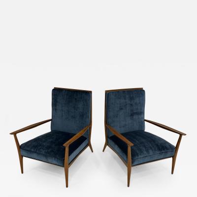 Paul McCobb Pair of Paul McCobb Easy Chairs