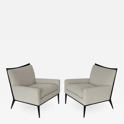 Paul McCobb Pair of Paul McCobb Lounge Chairs for Directional