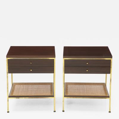 Paul McCobb Pair of Paul McCobb Night Stands for the Irwin Collection Calvin Furniture