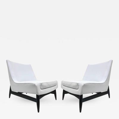 Paul McCobb Pair of Paul McCobb Style Lounge Chairs