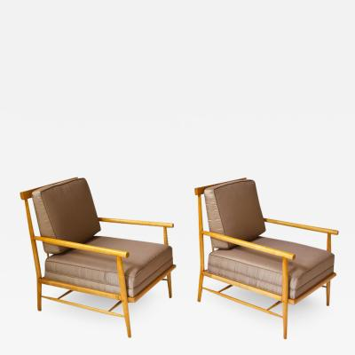 Paul McCobb Pair of Rare Paul McCobb Predictor Group Lounge Chairs by OHearn 1951 1955