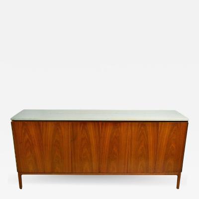 Paul McCobb Paul McCobb Irwin for Calvin Furniture Eight Drawer Dresser Marble Top 1950s