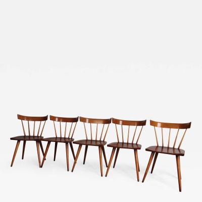 Paul McCobb Paul McCobb Planner Group Chairs Set of 5