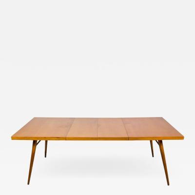 Paul McCobb Paul McCobb Planner Group Expandable Drop Leaf Dining Table