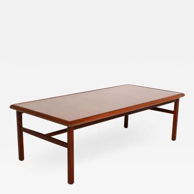 Paul McCobb Paul McCobb Walnut Coffee Table AltaVista Lane Mid Century Modern