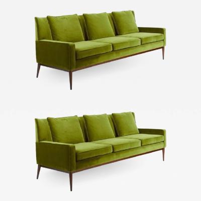 Paul McCobb Paul McCobb Wingback Sofa 1955