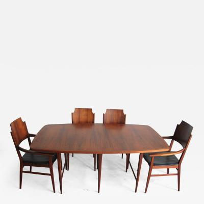 Paul McCobb Paul McCobb designed dining set for Lane