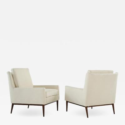 Paul McCobb Paul McCobb for Directional Lounge Chairs c 1950s