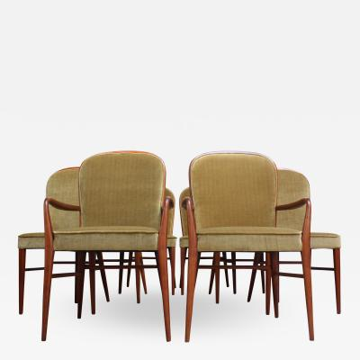 Paul McCobb Set of Eight Dining Chairs by Paul McCobb for H Sacks and Sons