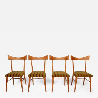 Paul McCobb Set of Four Paul McCobb Planner Group Dining Chairs 1950s