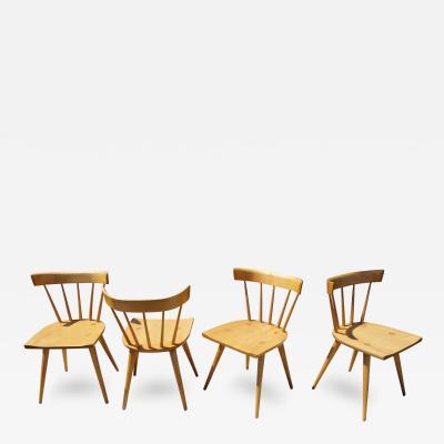 Paul McCobb Set of Four Side Chairs Model 1531 by Paul McCobb