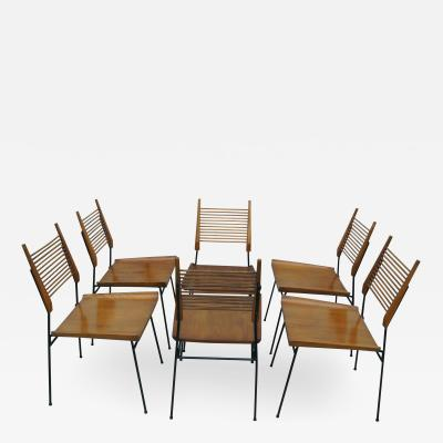 Paul McCobb Set of Six Dining Chairs by Paul McCobb for Winchendon