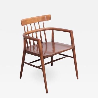 Paul McCobb Stained Solid Maple Planner Group Paul McCobb Armchair for Winchendon
