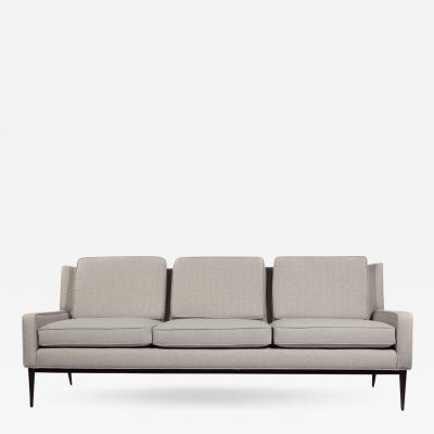Paul McCobb Three Seat Sofa by Paul McCobb for Directional Circa 1950s