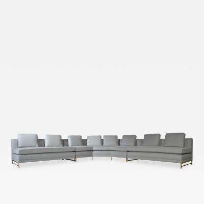 Paul McCobb for Custom Craft 3 Piece Sectional Sofa