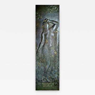 Paul Moreau Vauthier La Premier Parure Adam and Eve