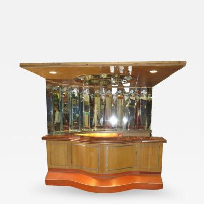 Paul Revere Williams Paul Williams Custom Built Bar from Bel Air California Residence