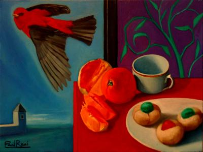 Paul Rossi Breakfast With A Bird