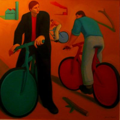 Paul Rossi Chromatic Bicycles