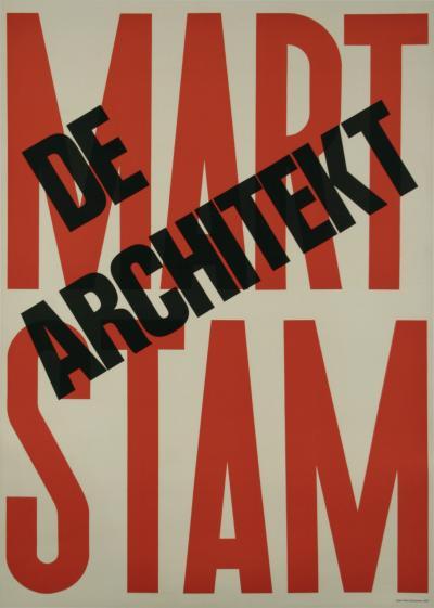 Paul Schuitema Paul Schuitema Modern Dutch Exhibition Poster by Paul Schuitema 1972