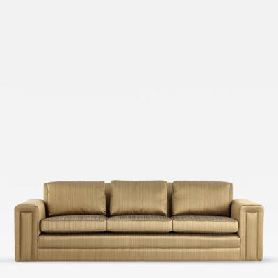 Paul T Frankl Paul Frankl Custom Sofa Pair Available