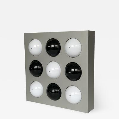 Paul Talman Paul Talman On Off Interactive Table Lamp or Wall Sconce