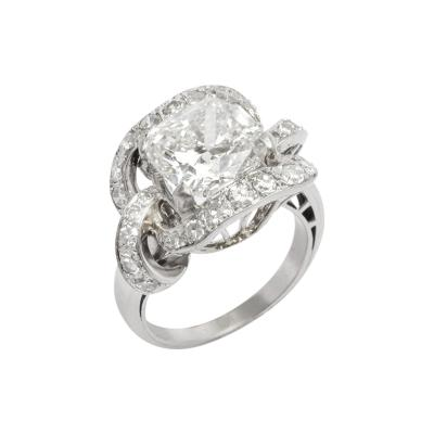 Paul Templier Templier Diamond Ring