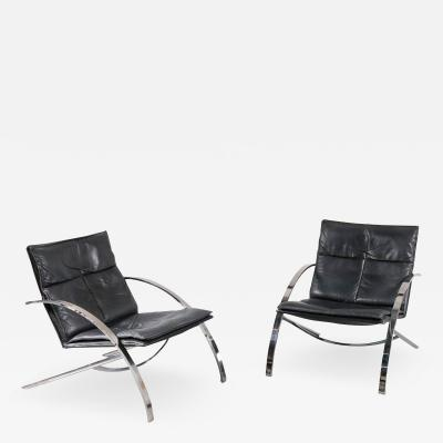 Paul Tuttle Paul Tuttle Arco Chairs for Str ssle Switzerland 1976