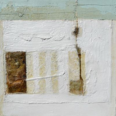 Paul Wadsworth White Abstract