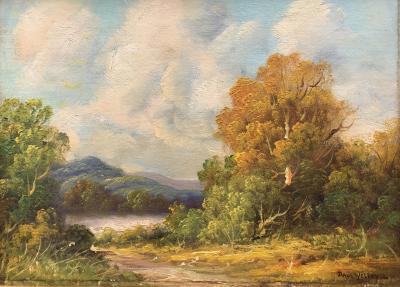Paul Wesley Arndt In the Catskills