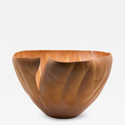 Paula Murray Canyon Crevice Bowl