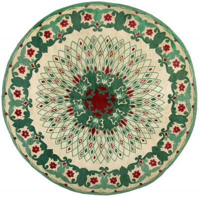 Paule Leleu Vintage Rug