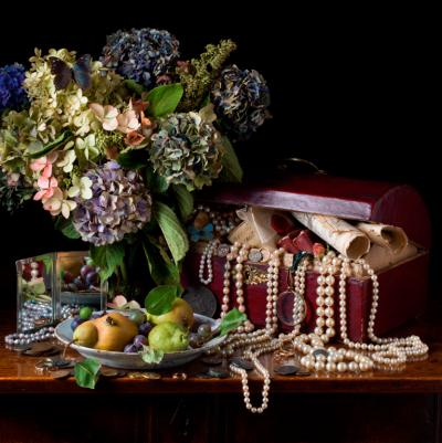 Paulette Tavormina Vanitas I Treasures After E C 2015