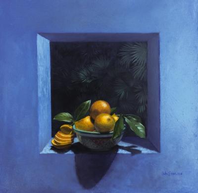 Paulo Jiminez Orange Delight I II