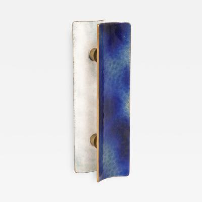 Paulo de Poli Enamelled door handle