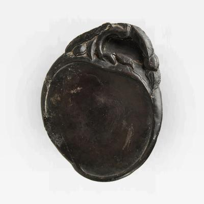 Peach Form Inkstone