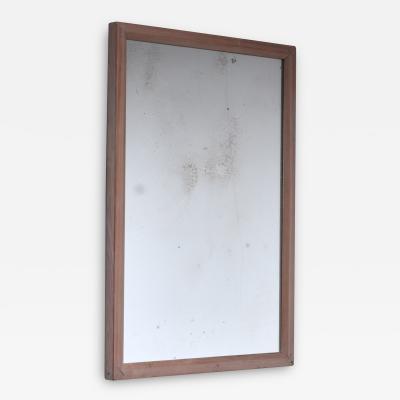 Peder Moos Peder Moos Rare Signed rectangular pine mirror 1945