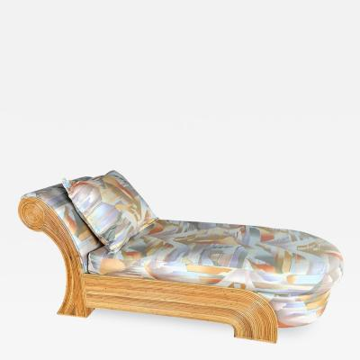 Pencil Reed Chaise Lounge