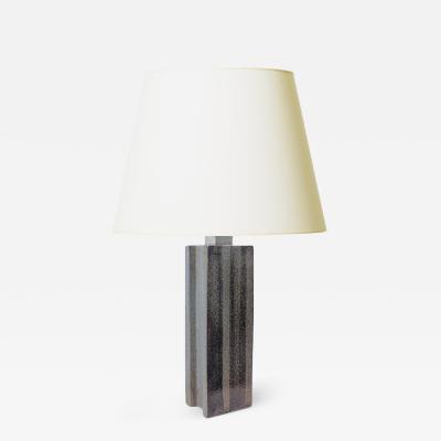 Per Linnemann Schmidt Brutalist Architectonic Lamp by Palshus