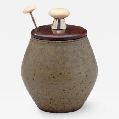 Per Linnemann Schmidt Palshus Ceramic marmalade Jar