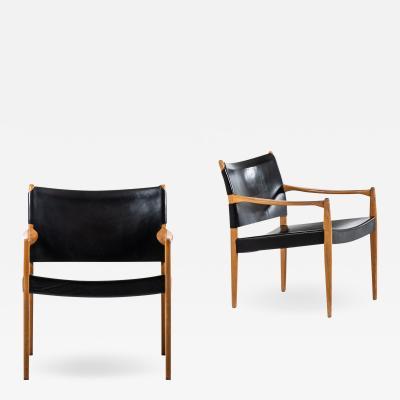 Per Olof Scotte Easy Chairs Model Premi r Produced by IKEA