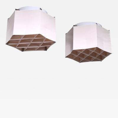 Per Sundstedt Pair of Atelje Lyktan ceiling lamps Sweden