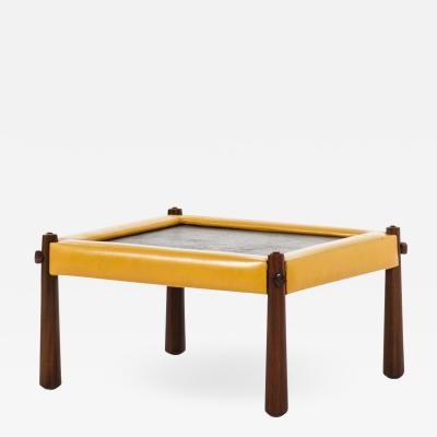 Percival Lafer Coffee Side Table Produced by Lafer MP