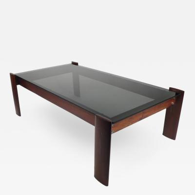 Percival Lafer Percival Lafer Coffee Table in Jacaranda Rosewood