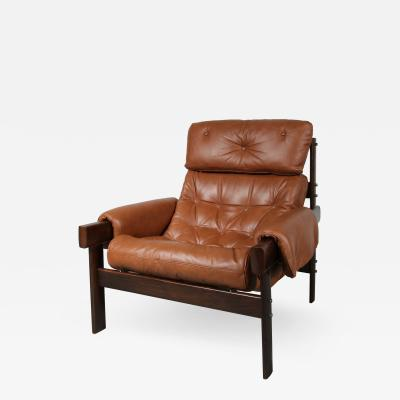 Percival Lafer Percival Lafer Lounge Chair Brazil 1970s
