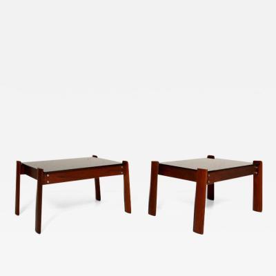 Percival Lafer Percival Lafer Side Tables