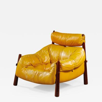 Percival Lafer Percival Lafer born In 1936 Rosewood Armchair Circa 1960